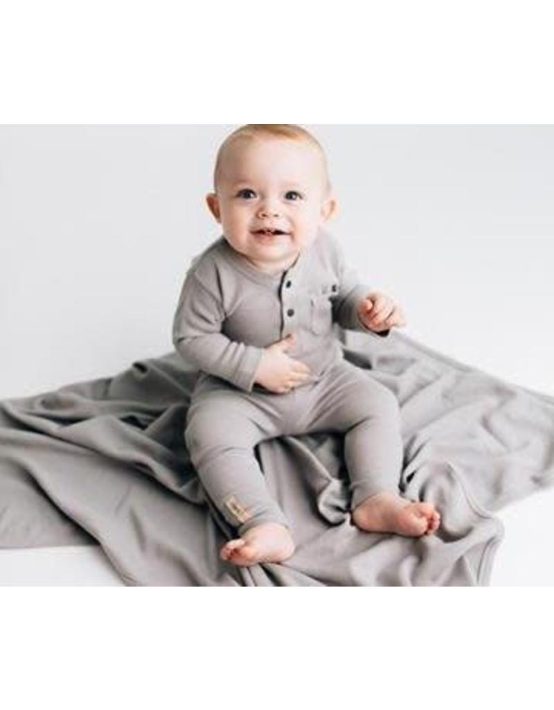 L'ovedbaby L'ovedbaby - Thermal Drawstring Pants