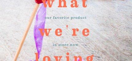 What We're Loving: Sarah's Silks