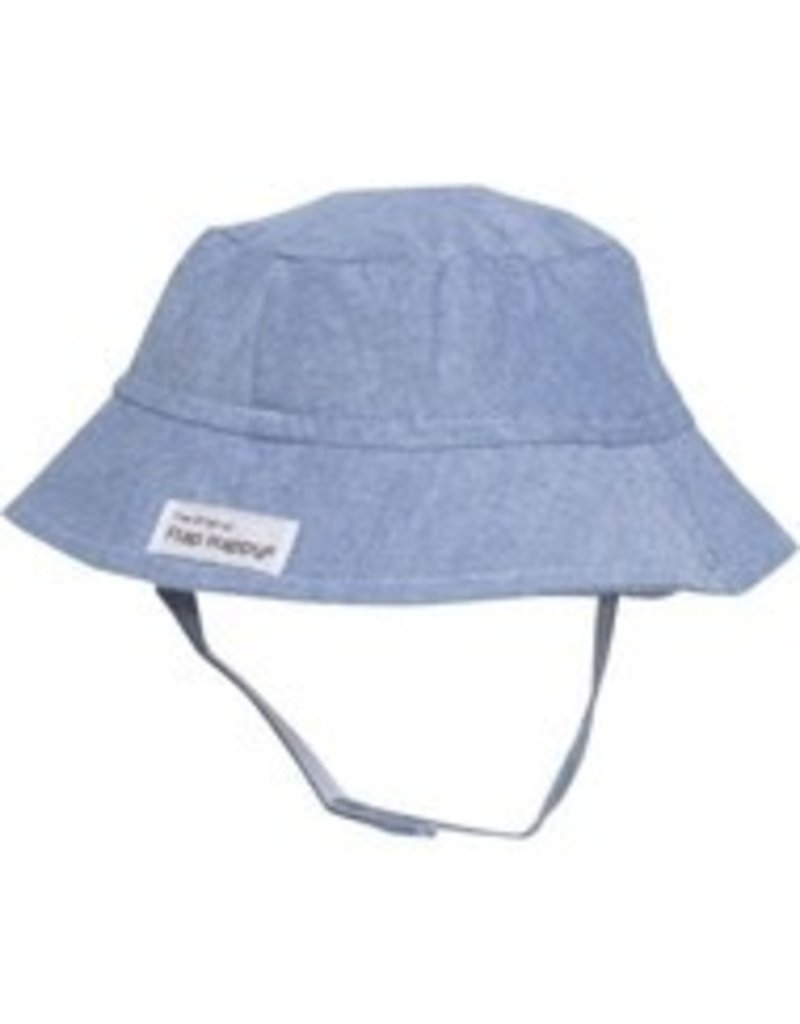 Flap Happy Flap Happy  Bucket Hat W/ Chin Strap