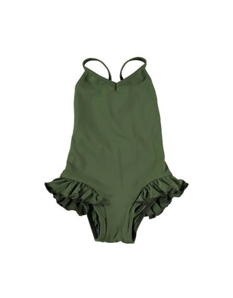 Curumi Curumi - Ruffled Bathing Suit