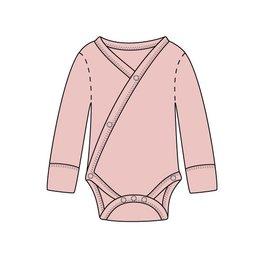 L'ovedbaby L'ovedbaby - Kimono Bodysuit
