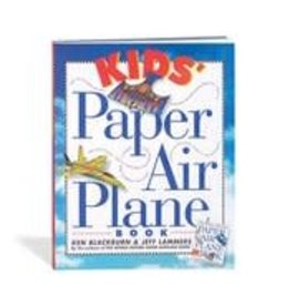 Workman Publishing Kids' Paper Airplane book
