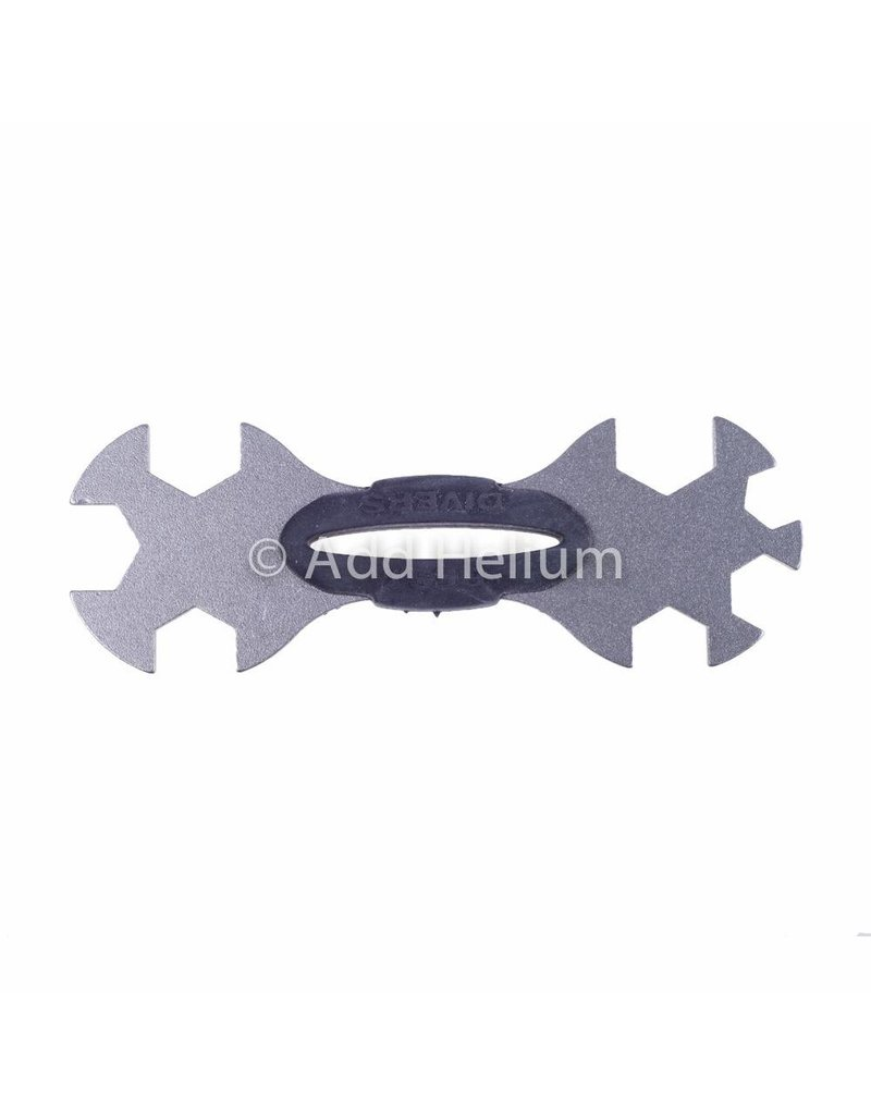 Add Helium Add Helium Titanium Microtool Twin-K - Black