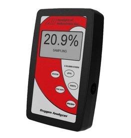 Analytical Ind. AII-3000 Portable Oxygen Analyzer (Integral Sensor)