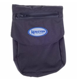 Halcyon Halcyon Bellow Exploration Pocket, Velcro & Zipper Closures