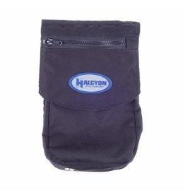 Halcyon Halcyon Bellow pocket, Velcro closure, Internal Divider, Utility Loops