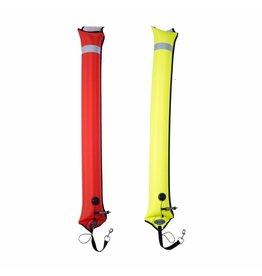Halcyon Halcyon Big Diver's Alert Marker, 4.5' long, Closed Circuit - Orange