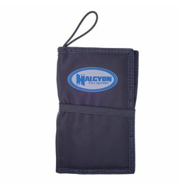 Halcyon Halcyon Diver's Notebook w/ tables window, pockets, pencil holders