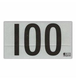 Halcyon MOD 100' Decal, Each