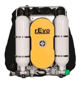 rEvo Rebreathers rEvo III Micro FT Expedition - Nerd unit