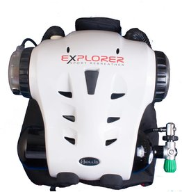 Pre-Owned Demo Hollis Explorer Rebreather
