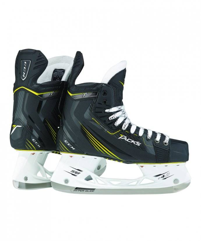 TACKS SR ICE SKATES CCM D 8.5