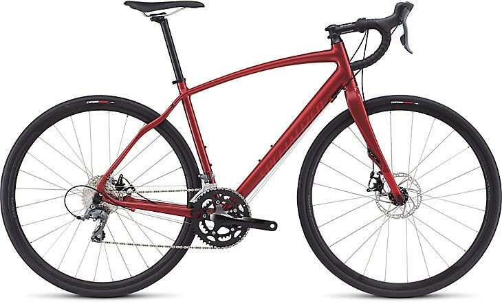 specialized DIVERGE A1 CNDYRED/FLORED 54