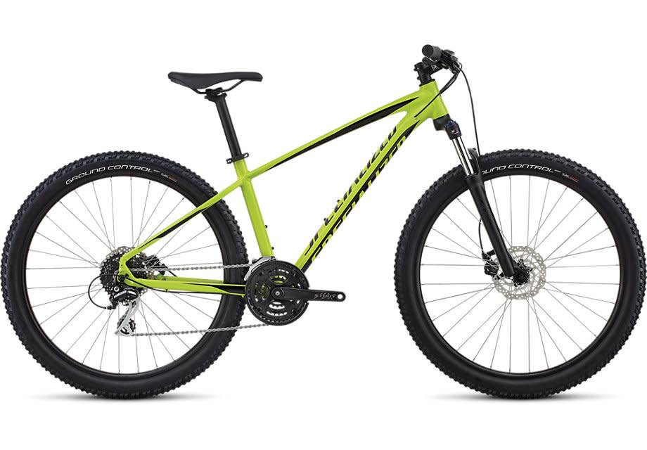 specialized MEN'S PITCH SPORT 27.5 Gloss Hyper/Black-M