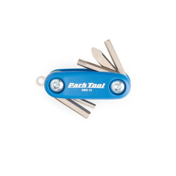 Park Tool Park Tool AWS-13 Micro clés hexagonales et Torx repliables