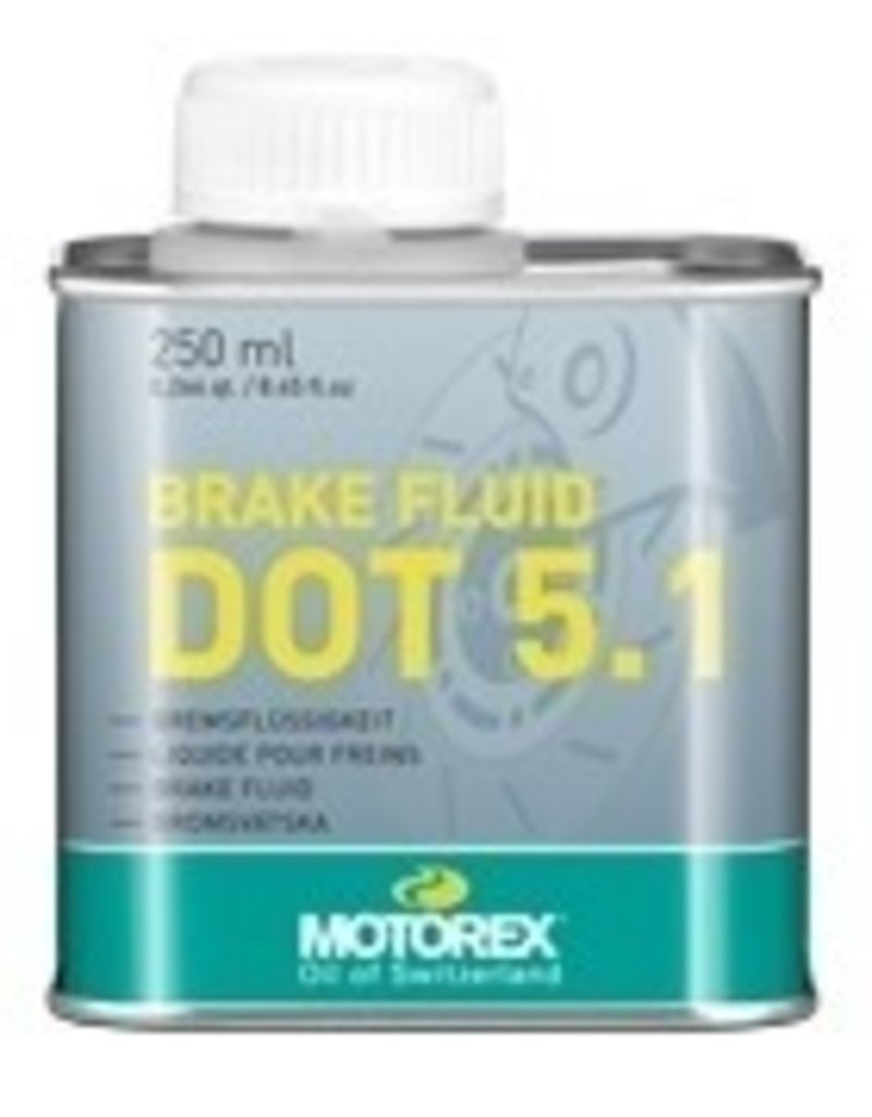 Motorex Motorex Brake Fluid Dot5.1 250ml