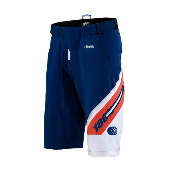 100% 100% Short Airmatic Homme
