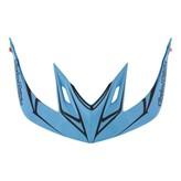 Troy Lee Design Casque TLD A2 MIPS bleu/rouge M/L