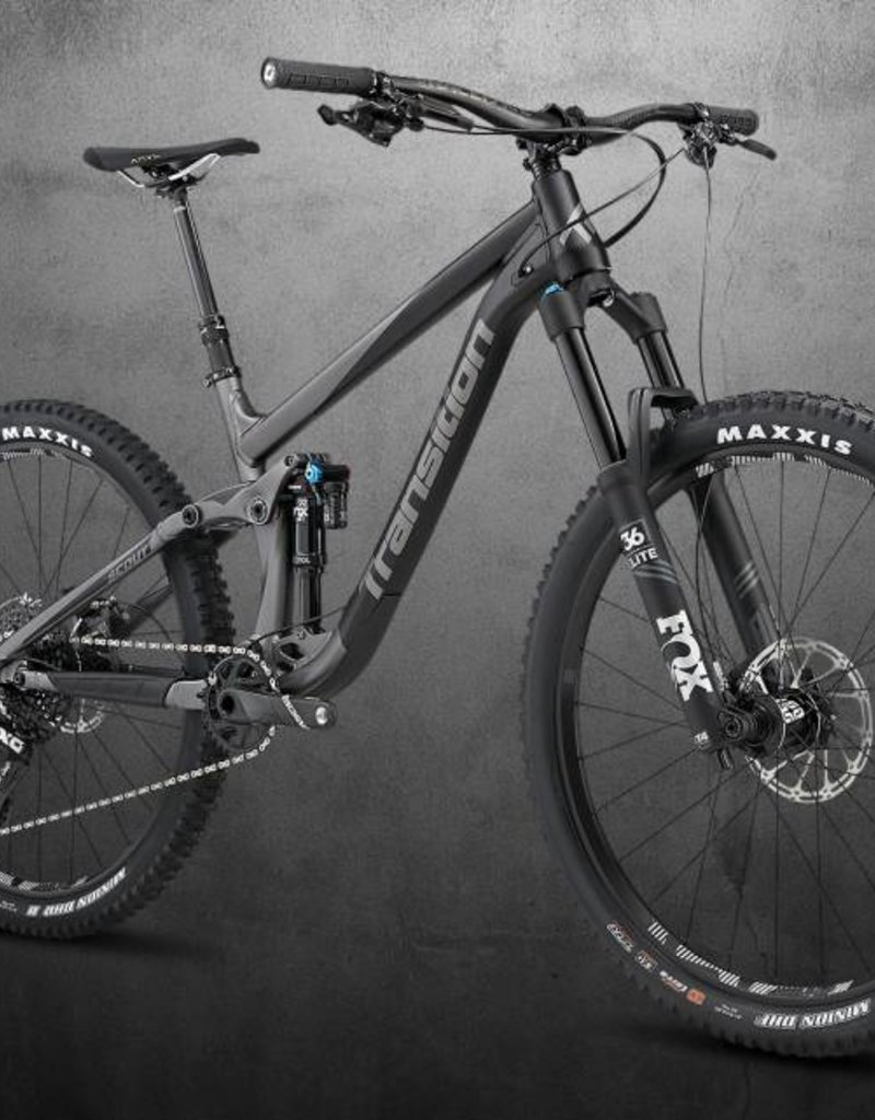 Transition Scout Alu XO1 2018