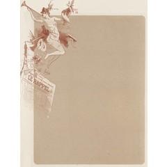 Fetes Original Lithograph