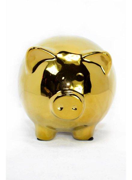 Gold Little Piggy