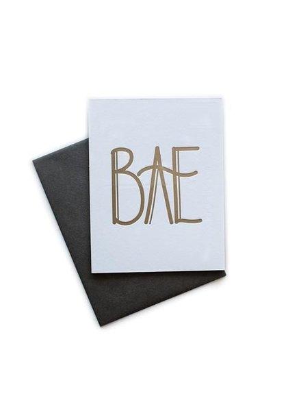 BAE Postcard