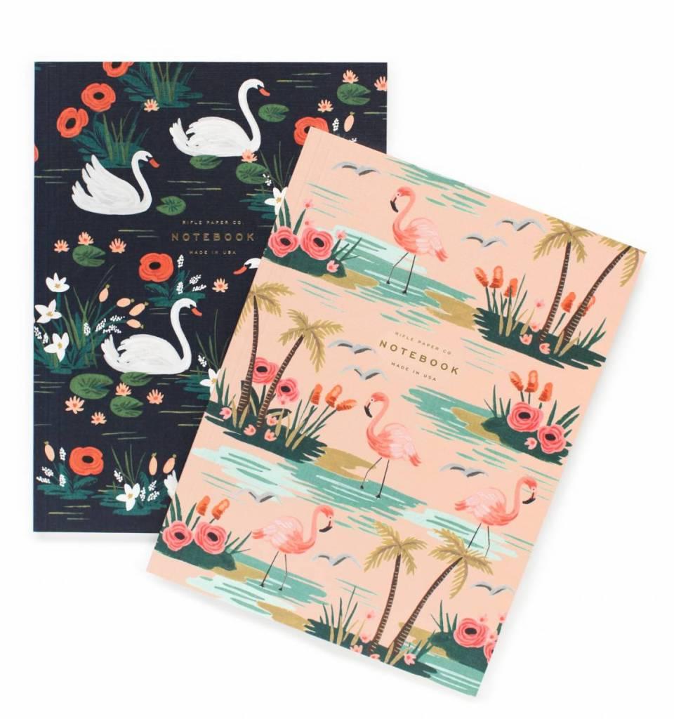 Birds of a Feather Notebook Set