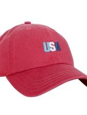 USA Tri Color Dad Cap
