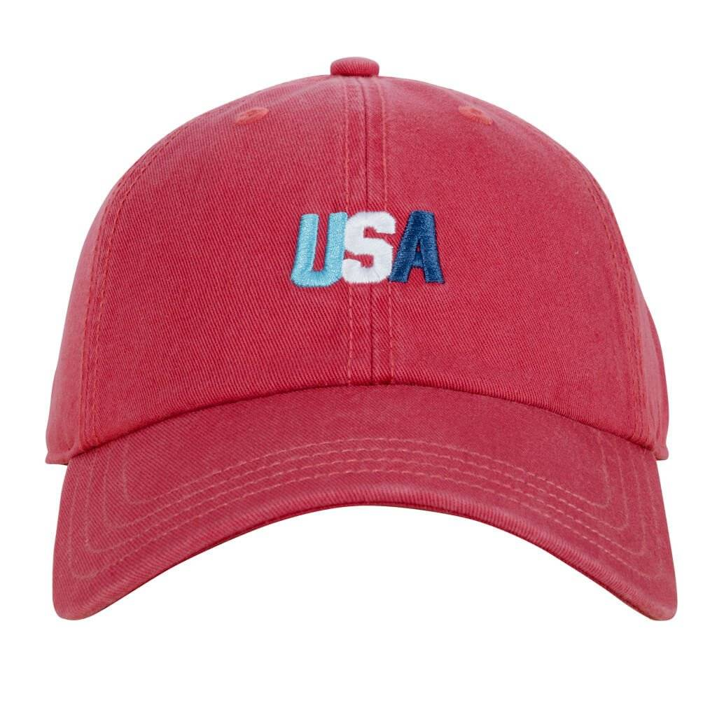 USA Tri Color Dad Cap