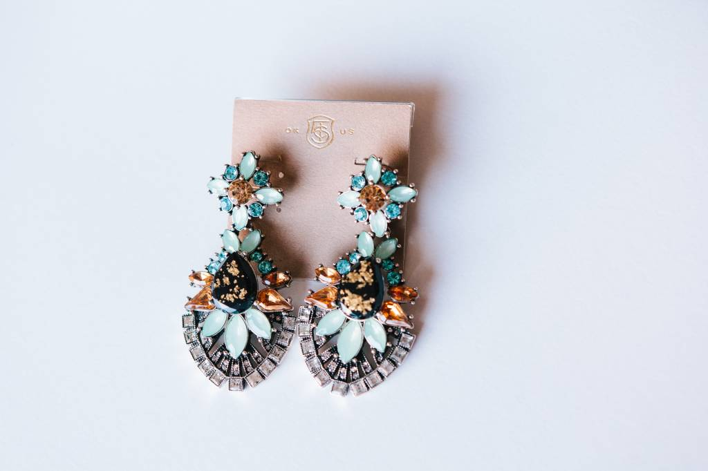 Andes Statement Earring