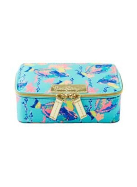 Lilly Pulitzer Travel Jewelry Case