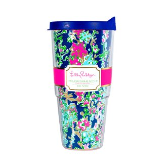 Lilly Pulitzer Southern Charm Insulated Tumbler