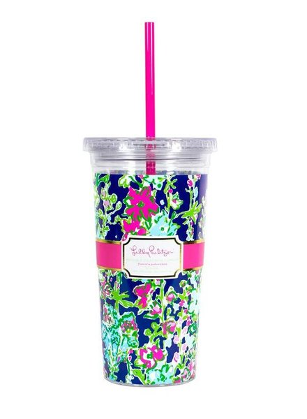 Lilly Pulitzer Southern Charm Tumbler