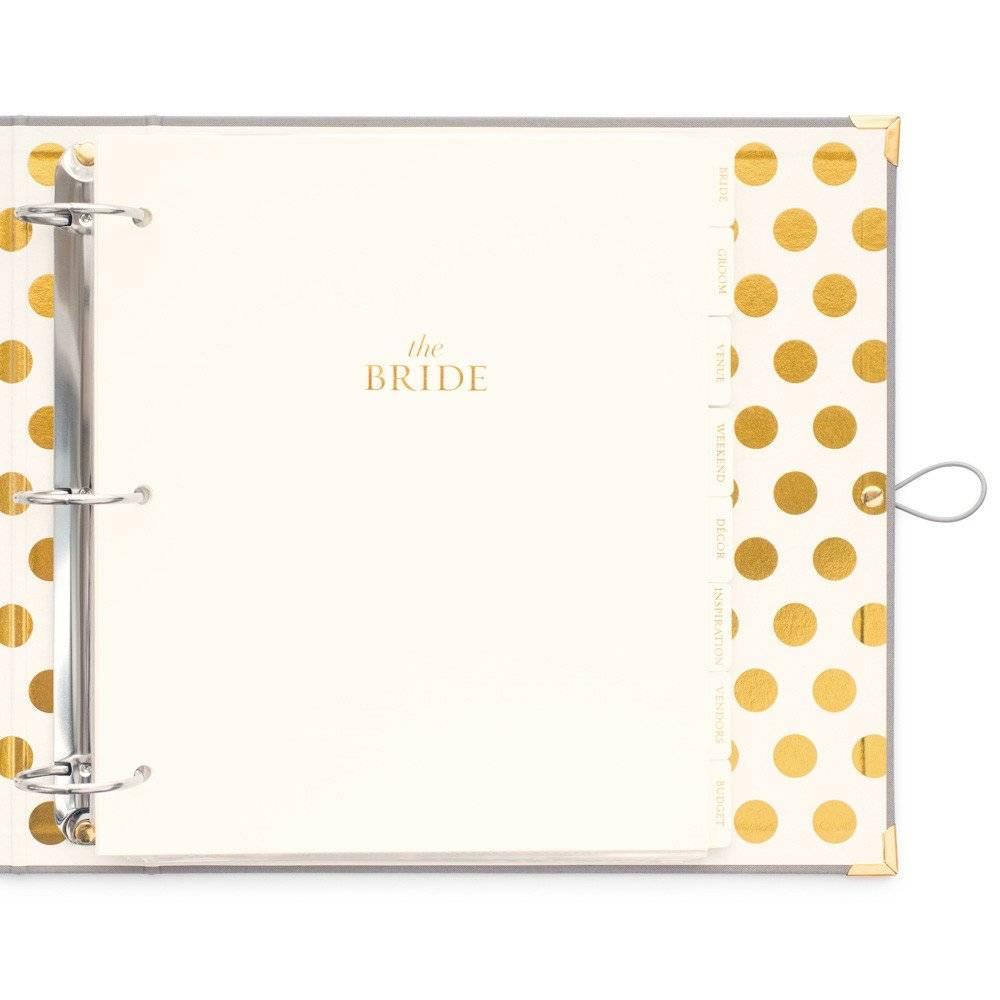 Sugar Paper The Wedding Planner - Wooden Nickel