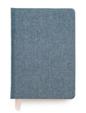 Sugar Paper Chambray Tailored Journal