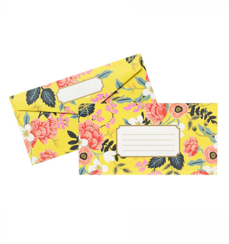 Rifle Paper Birch Monarch Envelopes