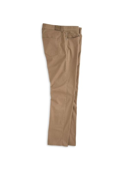 Peter Millar Sateen Stretch 5 Pocket Pant
