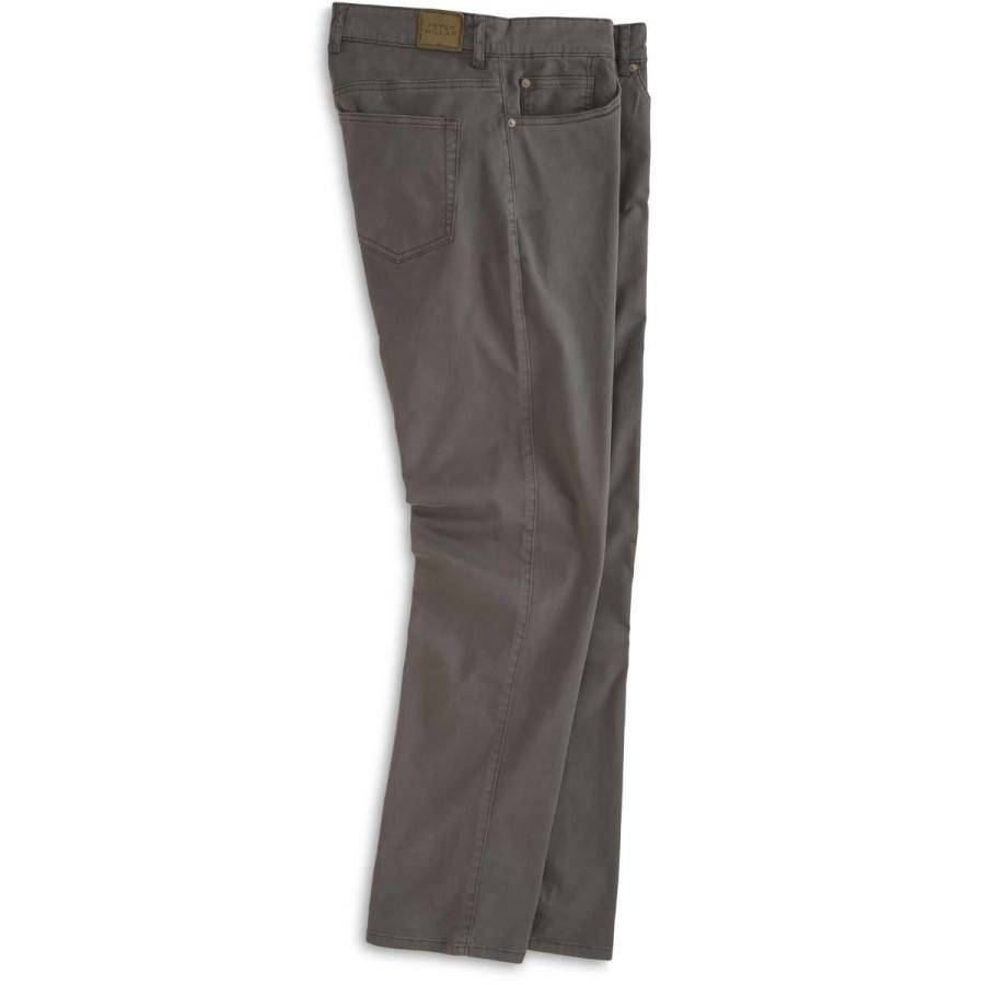 Peter Millar Sateen Stretch 5 Pocket Pant