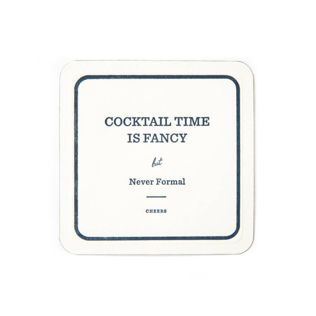 Cocktail Time Coasters
