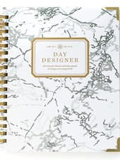 Day Designer Day Designer June Edition White Marble