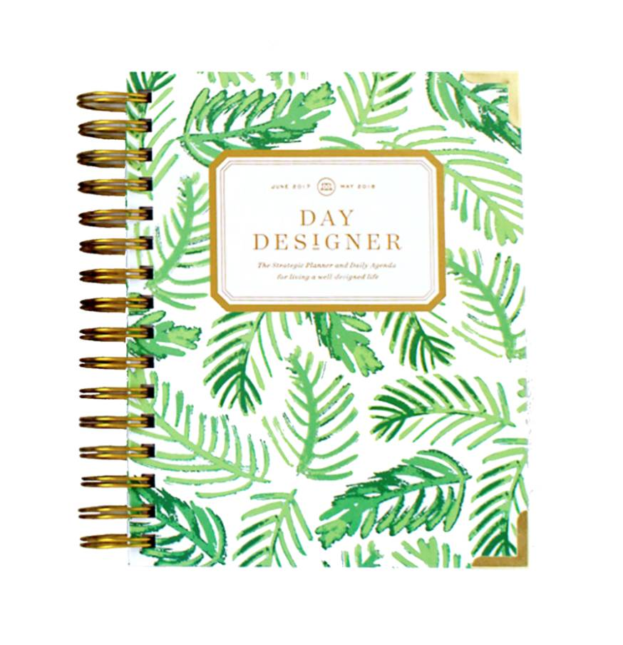 Day Designer Mini Day Designer June Edition Palm