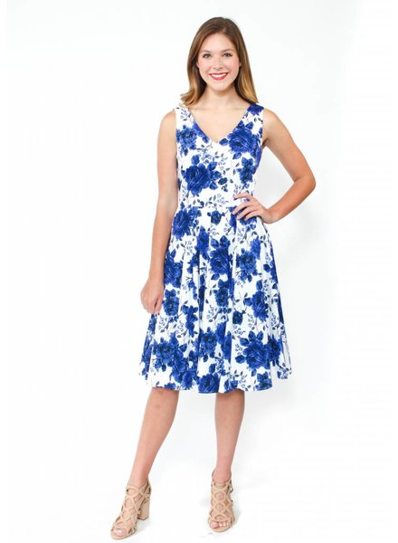 IXIA Floral Willow Dress