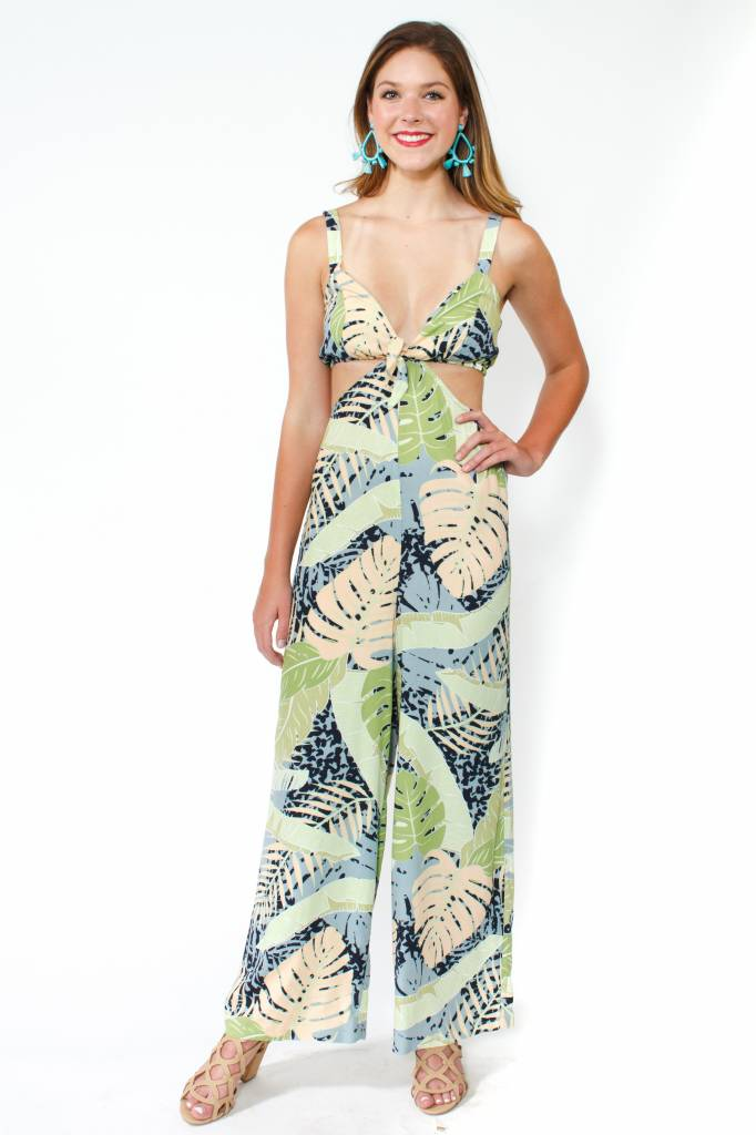 Aloha Jumpsuit