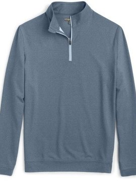 Perth Stretch Melange 1/4 Zip