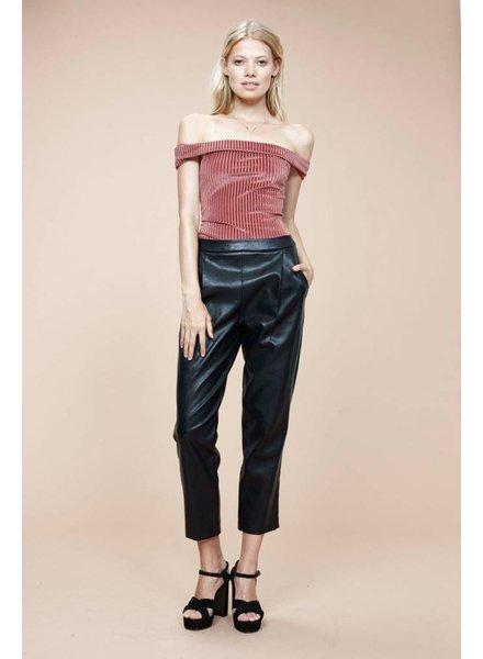 Mink Pink Melody OTS Bodysuit