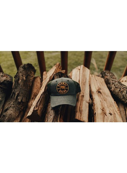 The Normal Brand University Bear Cap