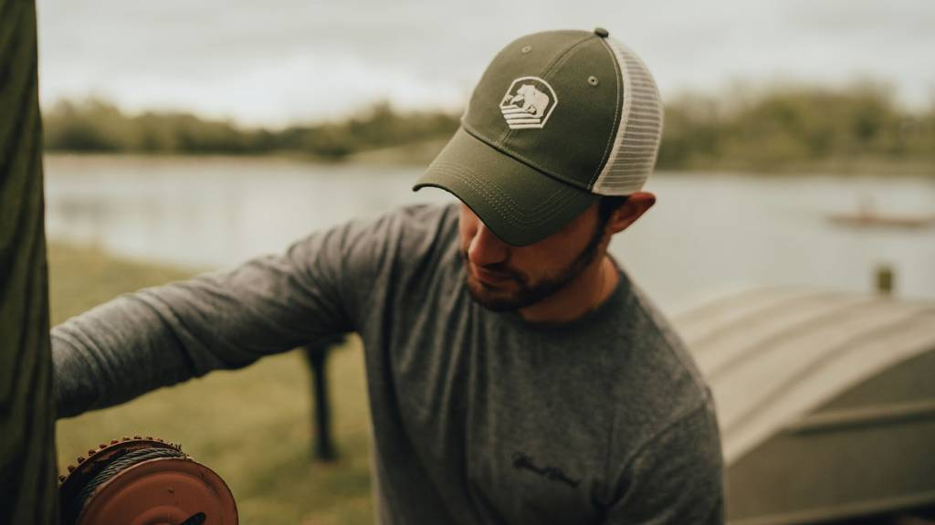 The Normal Brand Active Wear Cap Olive