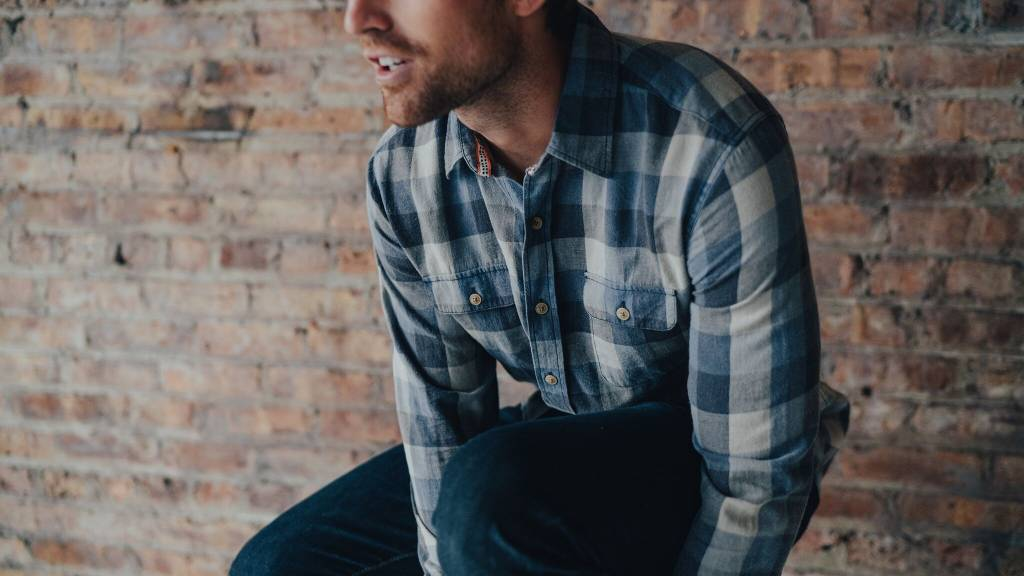 The Normal Brand Cousin Plaid Shirt