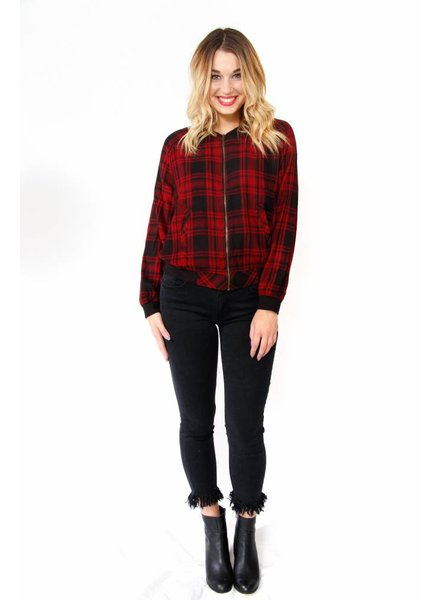 Plaid Bomber