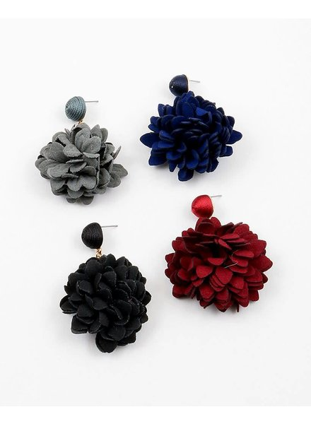 Holiday Blooms Earring